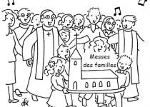 Image Messe des familles - octobre 2021