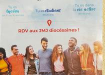 Image JMJ diocésaines - octobre 2021