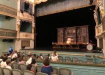 Image Sortie des CM1B au Théâtre - octobre 2021