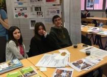 Image Les Châtaigniers au collège de Glagny à Versailles - janvier 2020