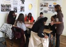 Image Cordées de la réussite : Rencontre avec les étudiants de la plaine monceau